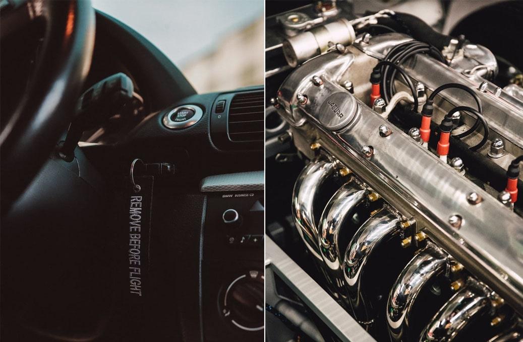 Alcinder tech loyal parts web design development portfolio