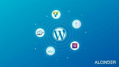 Popular Page Builder Plugins for WordPress in 2021