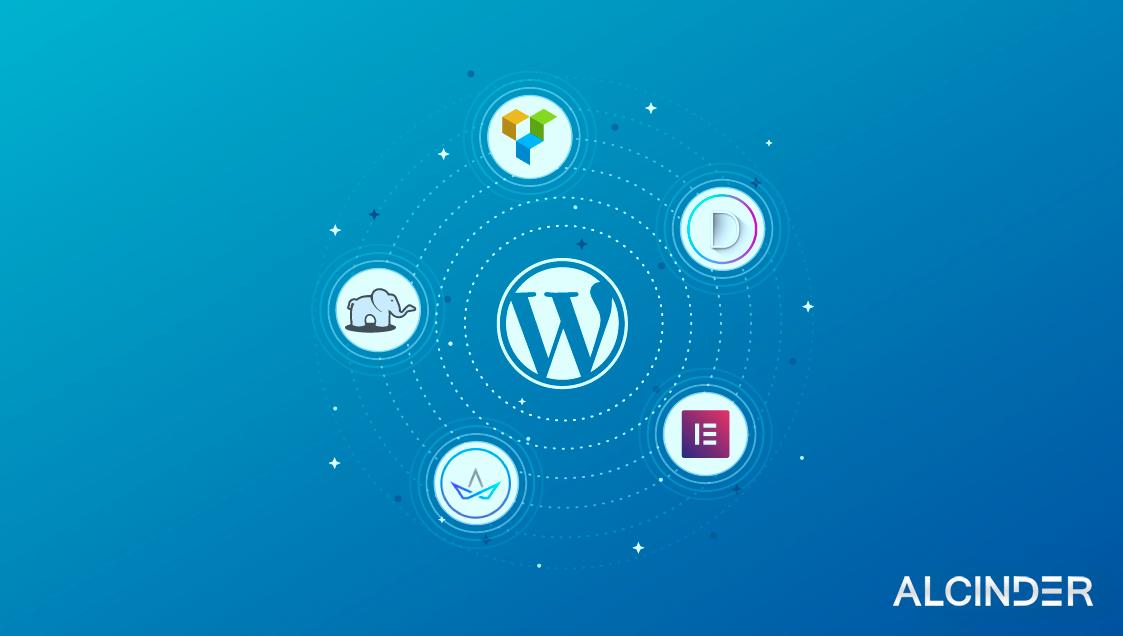Page Builder Plugins for WordPress
