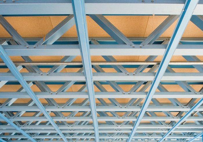 Au Steel Frames by Alcinder Tech