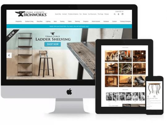 eCommerce Website Design by alcinder tech